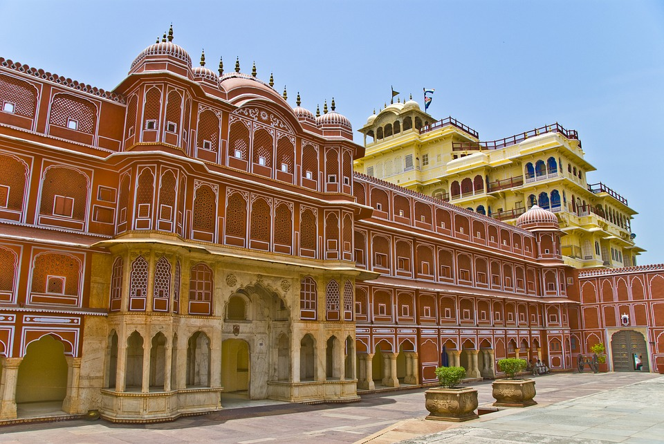 India travel and tourism