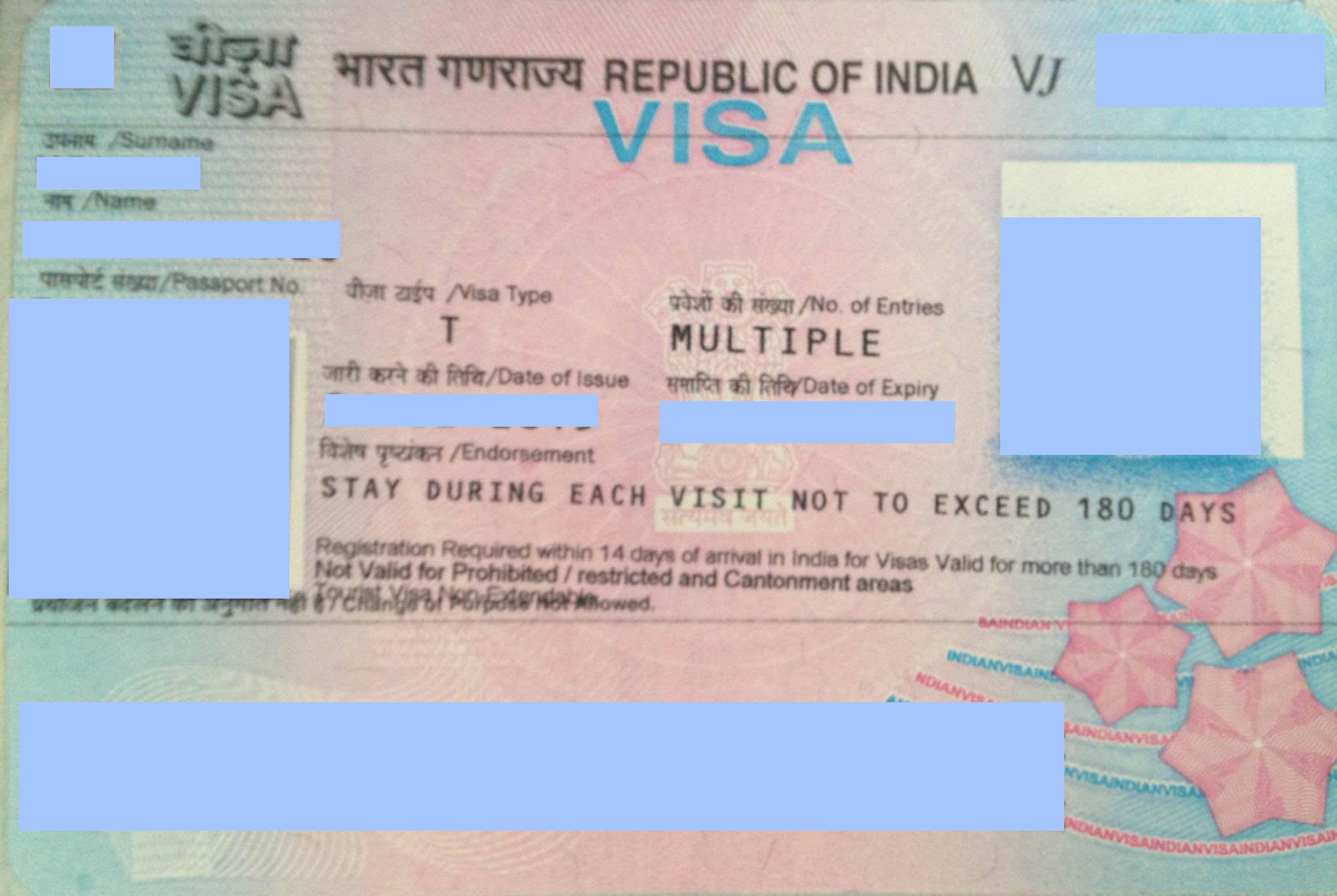 What Are The India Visa Requirements?