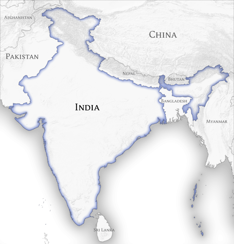 The Relationship Of India With Its Neighboring Countries on india henna map, india base map, india caste system map, india london map, india landscape map, india bangladesh border, india travel map, india border art, india world heritage sites map, bangladesh map, india and pakistan border dispute, india solid map, india center map, india wall map, india city map, india watershed map, india boundary map, india floral designs, india clear map, india green map,