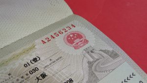 China Visa from UK