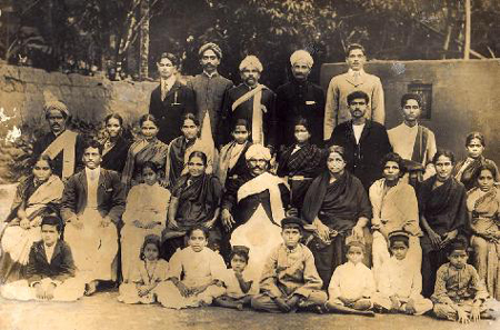 Joint families of India