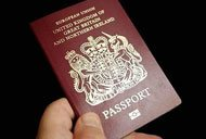 British Passport Lost Application